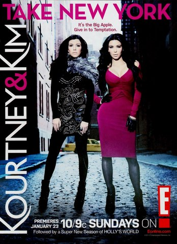 Kourtney & Kim Take New York Season 3