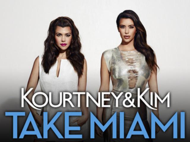 Kourtney & Khloe Take Miami : Season 2 (DVD, 2011) for ...