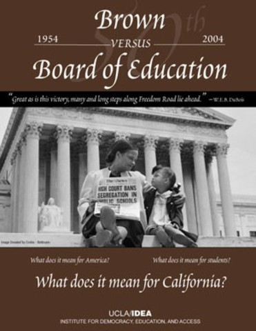 Brown v. Board of Education Topeka