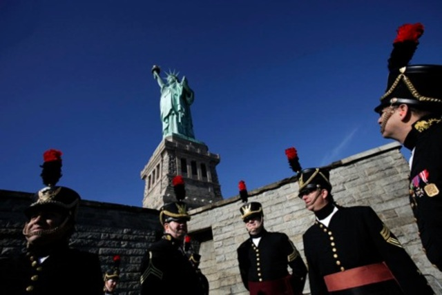 Lady Liberty celebrates her 125th year