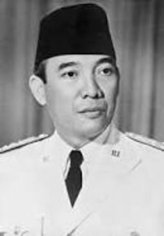 sukarno essay