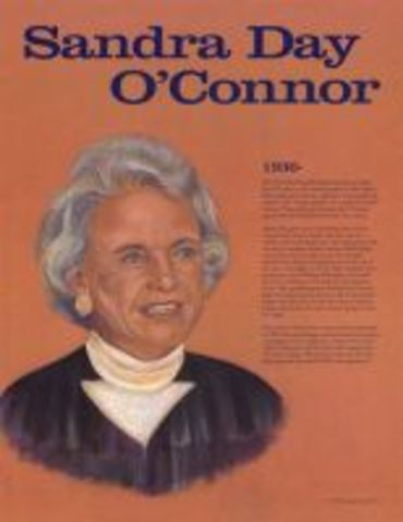 Sandra Day O' Connor (6)
