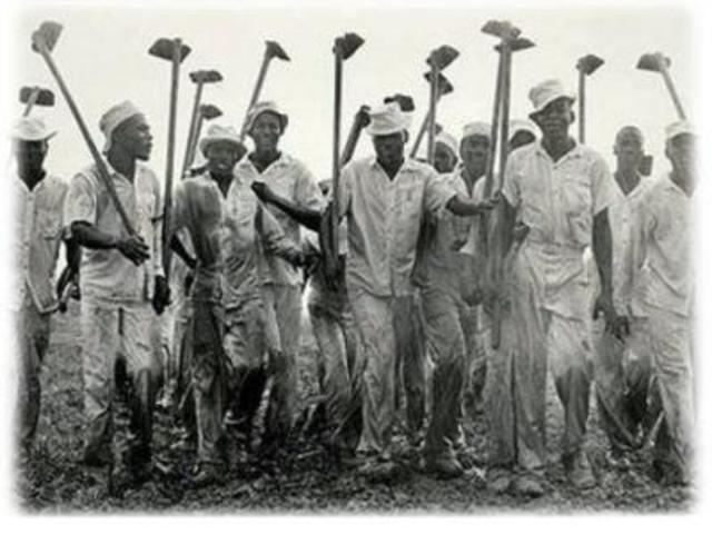 Black Leaders During Reconstruction