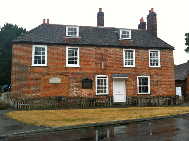 Edward Austen Knight gives Chawton Cottage to his mother and sisters