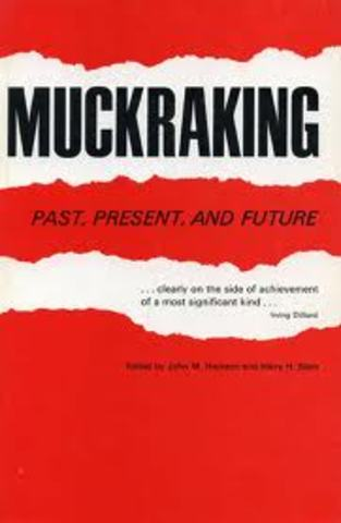 an analysis of muckraking a new type of investigative journalism Great investigative journalism is  the muckraking tradition, from the  a national sample of over 800 investigative journalists--they develop a new theory about.