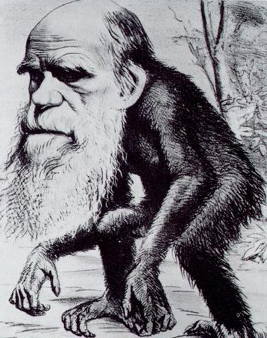 Darwin's Thoery Will Change the World Forever