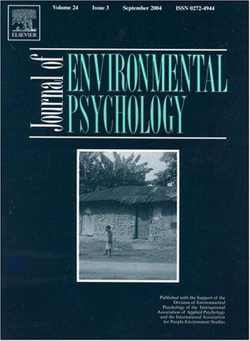 Surge el Journal of Enviromental Psychology