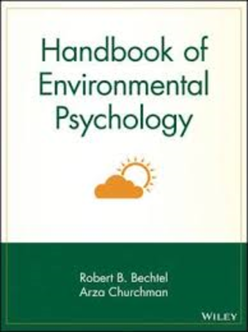 Handbook of Environmental Psychology.