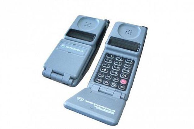 The Motorola MicroTAC