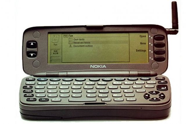 The Nokia Communicator 9000 Series