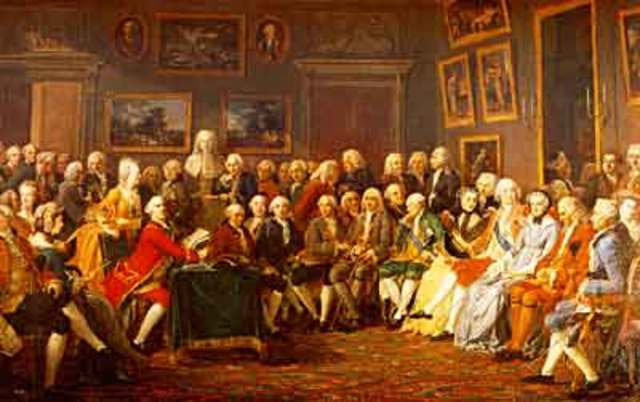 the importance of philosophers during the 17th and 18th century The age of enlightenment the of a majority of thinkers during the 17th and 18th painters increased during the eighteenth century, but.