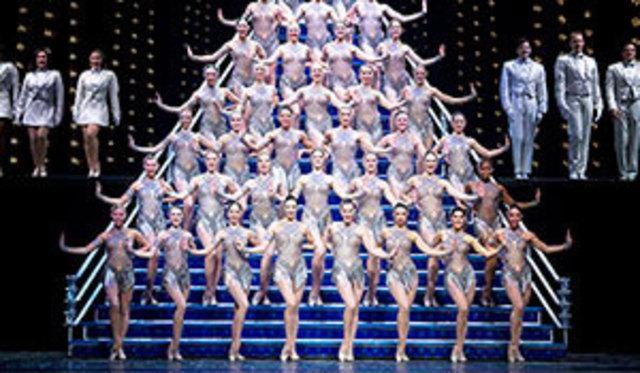 Radio City Rockettes timeline | Timetoast timelines
