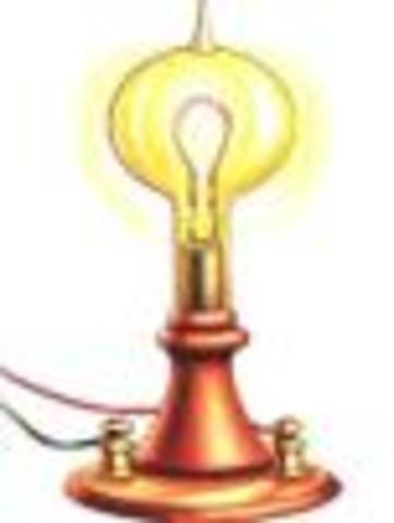 Invention and Uptake of Electric Light