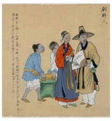 Shi Huangdi sends men to find immortality elixer