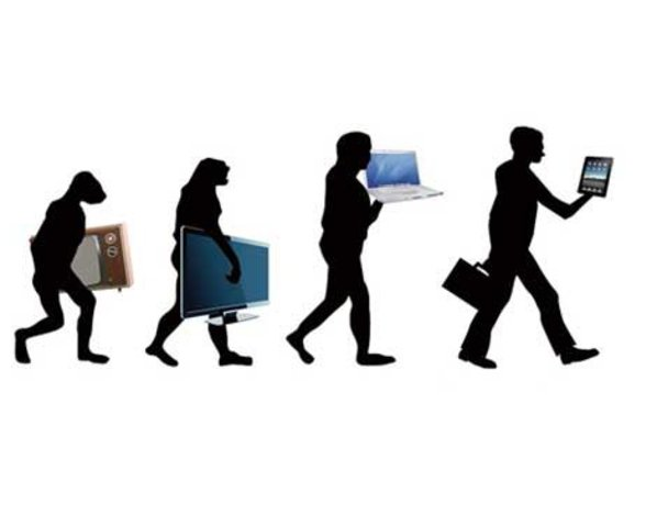 Evolution of Technology timeline | Timetoast timelines