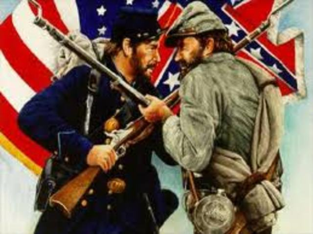 was the american civil war inevitable The civil war was inevitable the civil war was a moral up rage between the north and south through more north american history essays:.