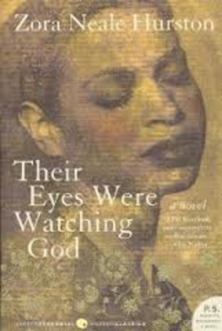 the awakening their eyes were watching god Zora neale hurston's novel 'their eyes were watching god' is a famous harlem renaissance novel that examines race and gender issues through the.