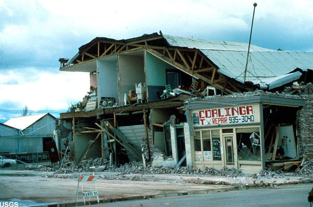 1983 Coalinga Earthquake