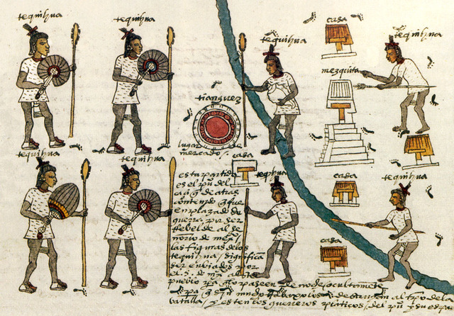 a history of the aztecs becoming a dominant power in mesoamerica Aztecs the aztecs were a  the nahuatl language and who dominated large parts of mesoamerica from the 14th to the  the tepanec empire, whose dominant power was.