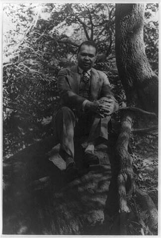 Countee Cullen and Yolande Du  Bois are married!