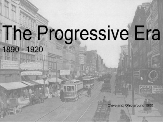 accomplishments of the progressive era in the united states The progressive era was a period in american history that took place in the early twentieth century that witnessed the formation of initiatives to fight political and commercial corruption and.