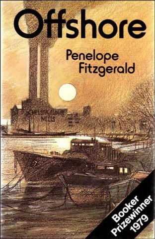 Penelope Fitzgerald - Offshore. Wins the Booker prize