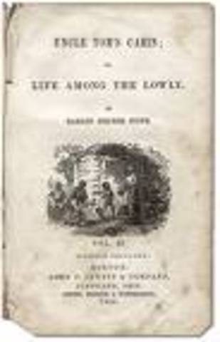 the motivation of harriet beecher stowe in writing uncle toms cabin Uncle tom's cabin was a novel written by harriet beecher stowe in the late 1800s she decided that writing about human slavery was her calling in life.