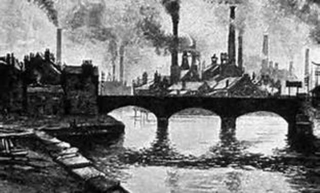 industrial revolution and contributions The industrial revolution seriously contributed to urbanization by bringing jobs  into cities prior to industrialization most economies were agrarian and had  limited.