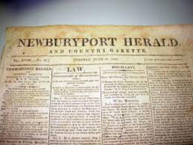 Newburyport Herald