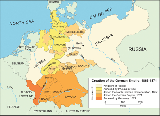 bismarcks unification of germany 1862 1871 essay The unification of germany in 1871 was a major historical event the process of unifying the many german states was by no means a straightforward or rapid one ultimately unification was only possible due to the common race of german people within the german states.