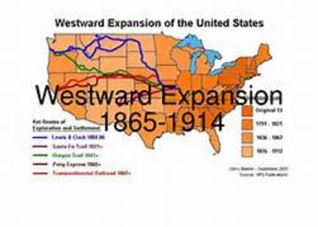 an analysis of the causes of the american expansion westward Western expansion overview westward expansion in this unit of the content focus is threefold: analyzing westward expansion and its effect on the political, economic, and social development of the nation, analyzing how political, economic and social factors led to the growth of sectionalism, and identifying the impact of science and technology on.