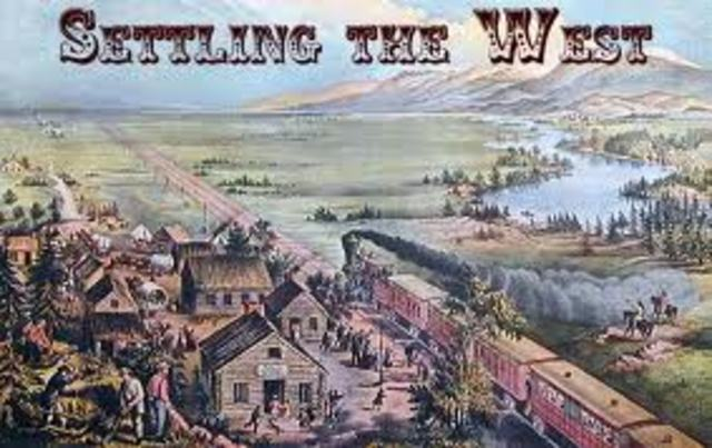 dbq settlement of the west What was the role of legend in the settlement of the far west what were the concept of manifest destiny's ideological origins what part did the concept of manifest destiny play in the push to settle the west.