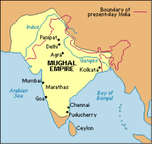 the establishment of the mughal empire India - the mughal empire, 1526–1761: the mughal empire at its zenith  the  16th and 17th centuries brought the establishment and expansion of european.
