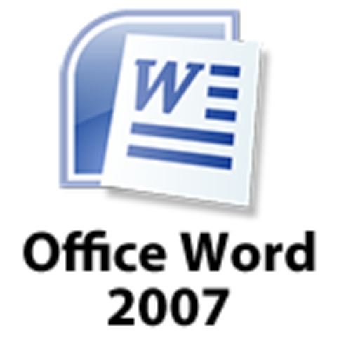 Word 2007 Timetable