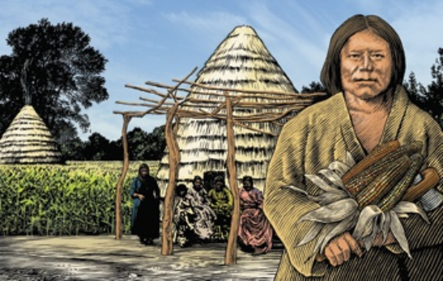 Texas Native Americans Timeline Timetoast Timelines