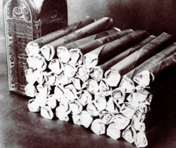 2nd Industrial Revolution Inventions Timeline