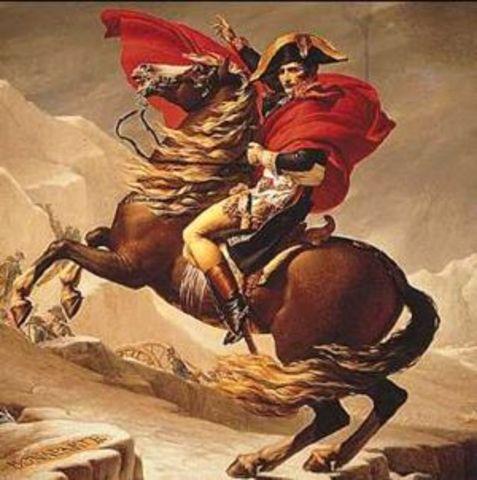 napoleon bonaparte deliverer of the revolution essay