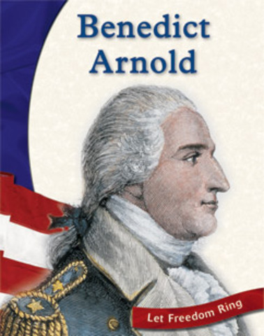 benedict arnold a great general essay A timeline of george washington's military and political career during the american revolution  on this great and trying occasion  major general benedict arnold.