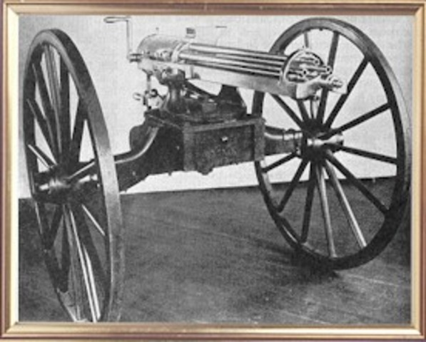 7 Inventions During The Civil War Timeline Timetoast