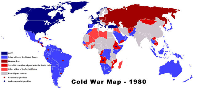 the cold war canada Canada does not have nuclear, chemical, or biological weapons or relevant delivery systems, and is a member in good standing of all of.