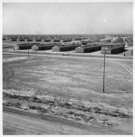 First inmates arrive at Central Utah, or Topaz.