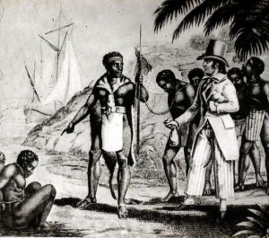 effects of slavery on the african African-american migrations—both forced and voluntary—forever changed the course of american history follow paths from the translatlantic slave.