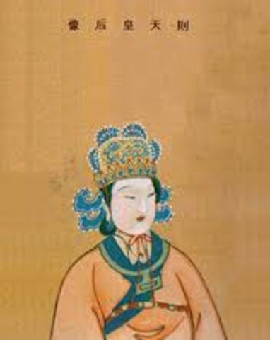 Wu Zetain: Tang Dynasty Empress and Emperor