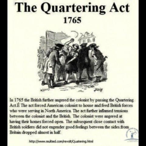 Revolutionary War 1763-1783 timeline - 365.4KB