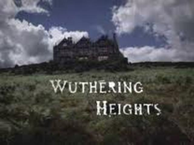 wuthering heights and thrushcross grange The originals of the houses wuthering heights and thrushcross grange have  long puzzled readers of the novel wuthering heights by emily brontë the late.