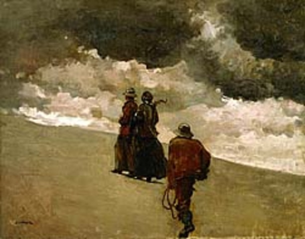 "Winslow Homer's ""To The Rescue"""