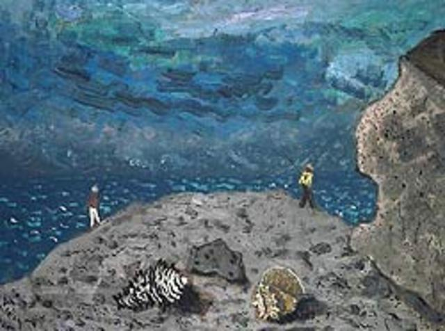"Milton Avery's ""Shells and Fishermen"""