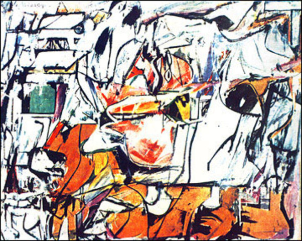 "William de Kooning's ""Asheville"""