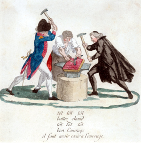 French revolution research paper