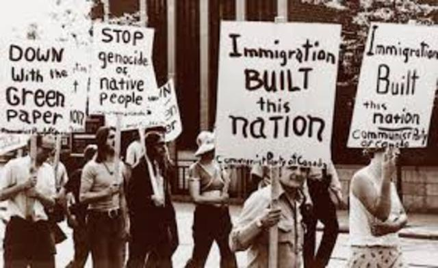 immigration law 1952 The immigration and nationality act is a comprehensive federal immigration law adopted in 1952 also known as the mccarran–walter act, the immigration and.